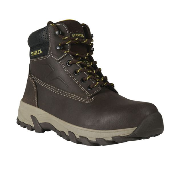 Bota seguridad STANLEY Tradesman Brown