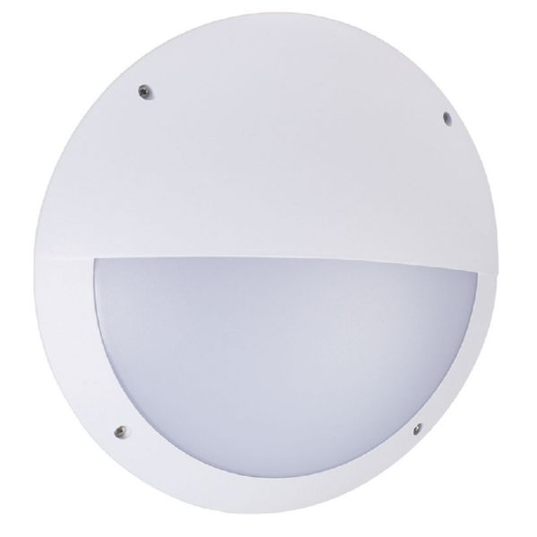 Aplique exterior LED Venus 12 W oe 300 mm color blanco