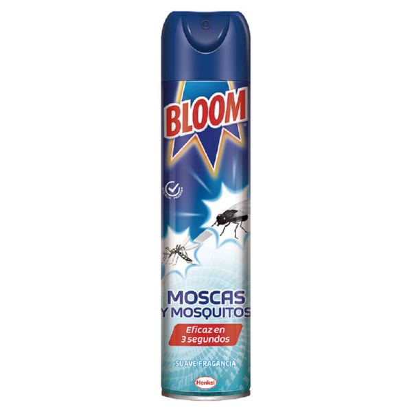 Bloom Aerosol Hogar. 600 ml