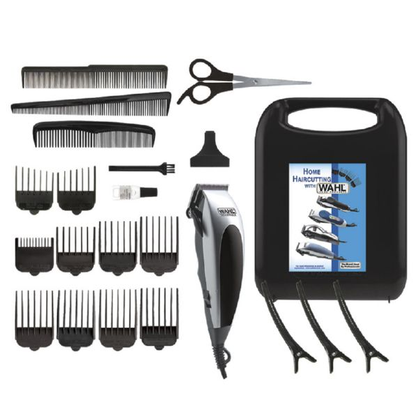 Cortapelos Home Pro Cutting Kit. 10 peines + estuche. Con cable.