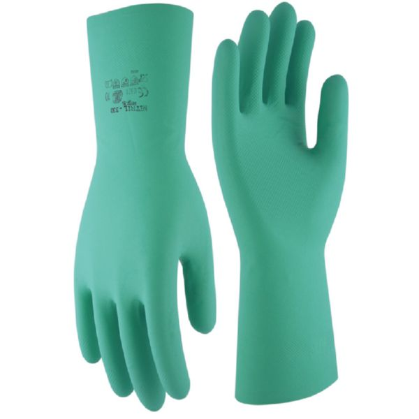 GUANTE NYLON PALMA LATEX 6/7/8/9 SUPERTEX