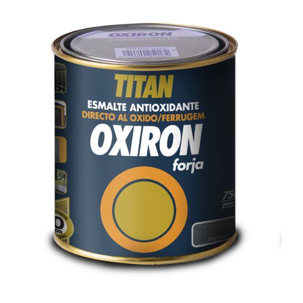 TITAN OXIRON FORJA GRIS ACERO  750 MT