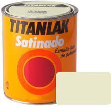 TITANLAK MARFIL SATINADO  750 MT