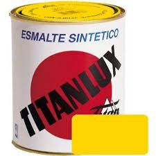 TITANLUX AMARILLO REAL  375 MT